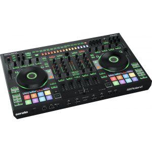 Roland DJ 808 - Controller per DJ con Drum Machine e Mixer 4Ch