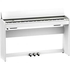 Roland F701 Bianco Home Piano Digitale 88 Tasti