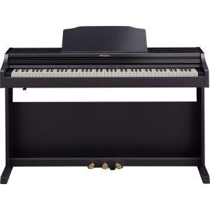 ROLAND RP501R CB - Pianoforte Digitale 88 Tasti Contemporary Black con Mobile B-Stock