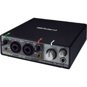 ROLAND Rubix22 Interfaccia USB 2 In/ 2 Out