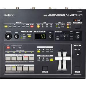 Roland V40HD - Switcher Video Multi Formato
