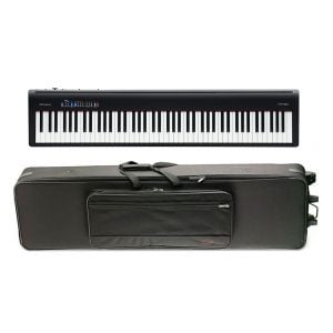 ROLAND FP30BK Pianoforte Digitale Nero con Case Semi-Rigido Compatibile