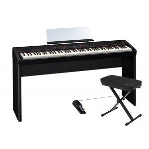 ROLAND FP50BK Pianoforte Digitale / Panchetta / Stand