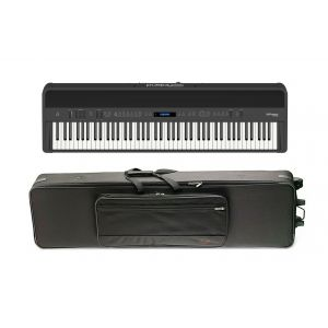ROLAND FP90BK Pianoforte Digitale 88 Tasti con Case Semi-Rigido