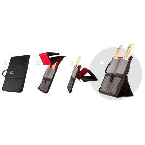 Sabian Stick Flip SSF12 - Borsa Porta Bacchette