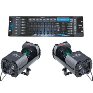 SOUNDSATION Set 2 Scanner SC-30W-1 / DMX512