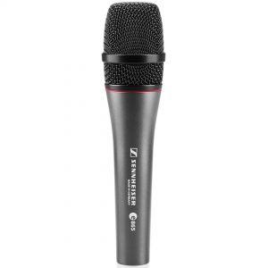 Sennheiser e865 - Microfono a Condensatore Supercardioide per Voce
