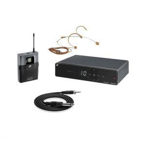 Sennheiser XSw 1 Cl 1 B Special Headset - Radiomicrofono per Strumenti con Archetto