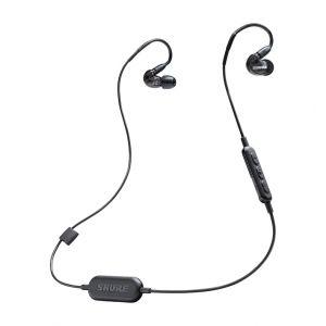 Shure SE215 BT1 - EFS - Nero, Auricolari Wireless con Bluetooth