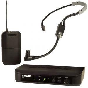 SHURE BLX14E/SM35 Radiomicrofono Archetto