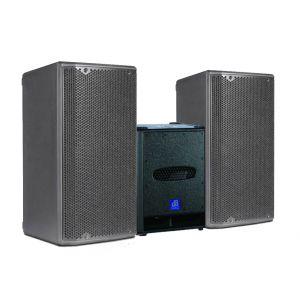 DB TECHNOLOGIES Sistema Audio Professionale Completo 3200W Coppia OPERA 10 Casse Attive / Subwoofer
