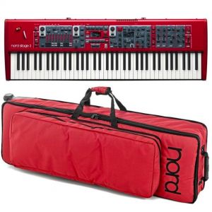 Nord Stage 3 HP 76 con Soft Case