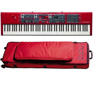 Nord Stage 3 88 con Soft Case