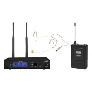 IMG Radiomicrofono ad Archetto Professionale UHF 1000 Canali