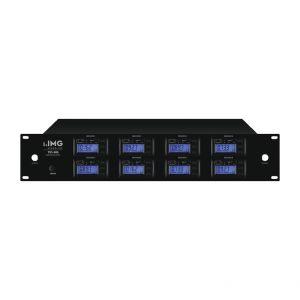 IMG TXS-686 Ricevitore Multifrequenza Professionale / 8 Radiomicrofoni UHF