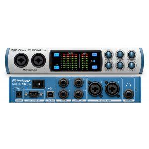 Presonus Studio 6|8 - Interfaccia Audio USB 6 In/8 Out