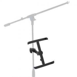 Gewa Supporto per iPad su Asta Microfono o tubolare 14-20mm