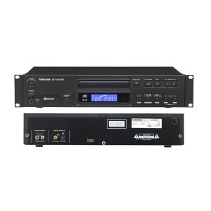 TASCAM CD200BT - Lettore CD con Bluetooth