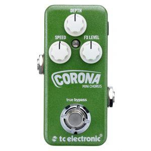 TC Electronic Corona Mini Chorus - Chorus Compatto per Elettrica