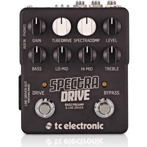 TC Electronic SpectraDrive - Preamp & Drive per Basso
