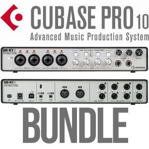 Steinberg The Cubase Project - Interfaccia Audio UR RT4 con Cubase Pro 10