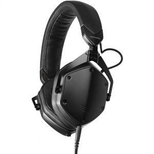 V-Moda M-200BK Cuffie Monitor da Studio Professionali Nere con Microfono
