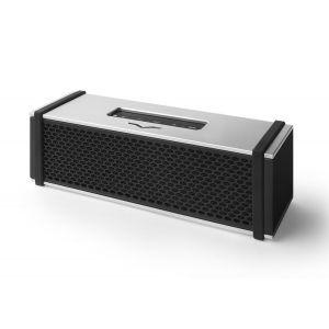 V-Moda Remix Silver - Amplificatore Cassa Diffusore Speaker Portatile Bluetooth Wireless