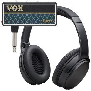 Vox Amplug 2 Bass Mini Amplificatore a Jack per Basso con Cuffie