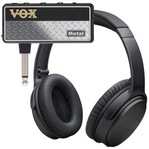 Vox Amplug 2 Metal Mini Amplificatore a Jack per Chitarra con Cuffie