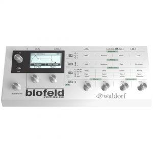 Waldorf Blofeld White Sintetizzatore Synth Synthesizer Modulare