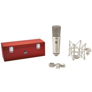 Warm Audio WA-87 R2 Revision 2 Microfono da Studio a Condensatore a Diaframma Largo