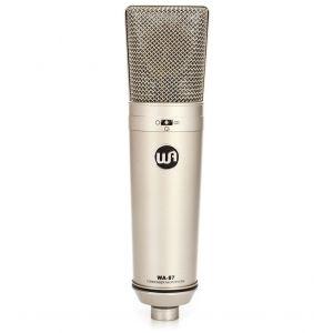 Warm Audio WA87 - Microfono a Diaframma Largo