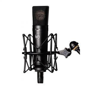 Warm Audio WA87B Limited Black Edition - Microfono a Condensatore