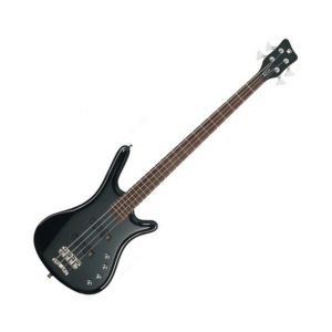 WARWICK RB CORVETTE BASIC FRETLESS BLACK STAIN HIGHPOLISH - Basso Elettrico 4 Corde Black Stain Highpolish
