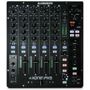 Allen & Heath Xone PX5 - Mixer per DJ