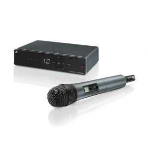 Sennheiser XSW 1 825 B-Band - Sistema Wireless con Microfono Palmare e825