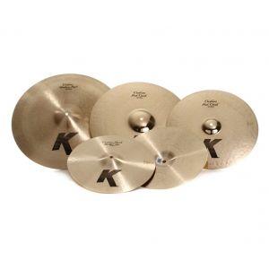 Zildjian 5 K Custom Worship - Set di Piatti per Batteria