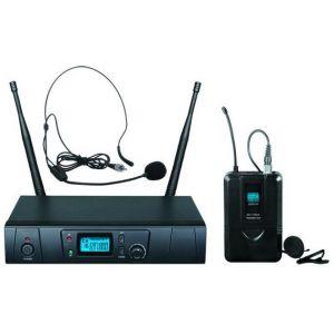 ZZIPP TXZZ601 Radiomicrofono Archetto Digitale Wireles UHF