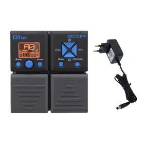 Zoom G1on Multieffetto per Elettrica con Adattatore