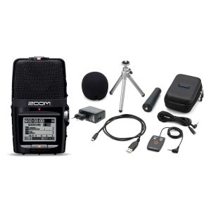 Zoom H2n Set - Registratore Digitale / Accessori APH-2n