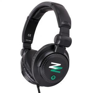 ZZIPP Cuffie per DJ Professionali Chiuse Leggere Comode Ripiegabili