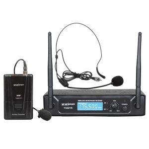 ZZIPP TXZZ112 - Radiomicrofono Archetto / Lavalier Wireless VHF
