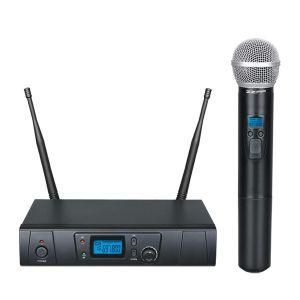 ZZIPP TXZZ600 Radiomicrofono a Gelato / Palmare wireless UHF Karaoke DJ