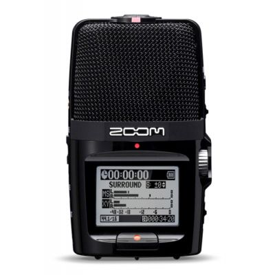 Zoom H2n Registratore Digitale Audio