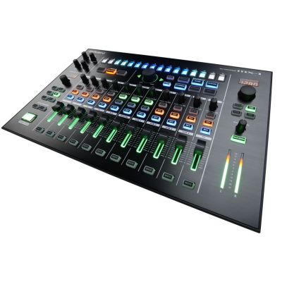 ROLAND MX1 Aira Mixer - MIXER SEQUENCER 18 CANALI