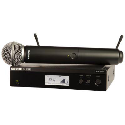 Shure BLX24RE/SM58 - Radiomicrofono BLX24RE con Capsula SM58