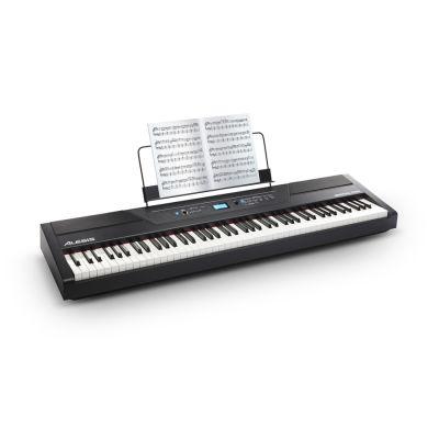 ALESIS Recital Pro - Pianoforte Digitale 88 Tasti Hammer-Action