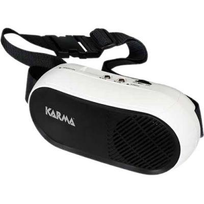 KARMA BM 537 Amplificatore Attivo da 25W a cintura con Microfono