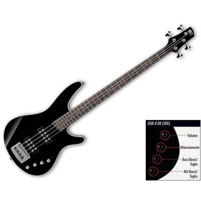 Ibanez SRX360 Black - Basso Elettrico