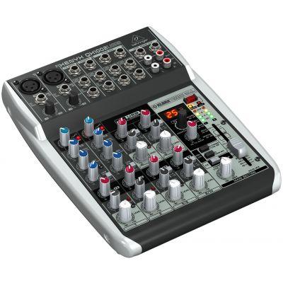 BEHRINGER Xenyx QX1002 Mixer 10 ingressi con effetti e interfaccia audio USB
